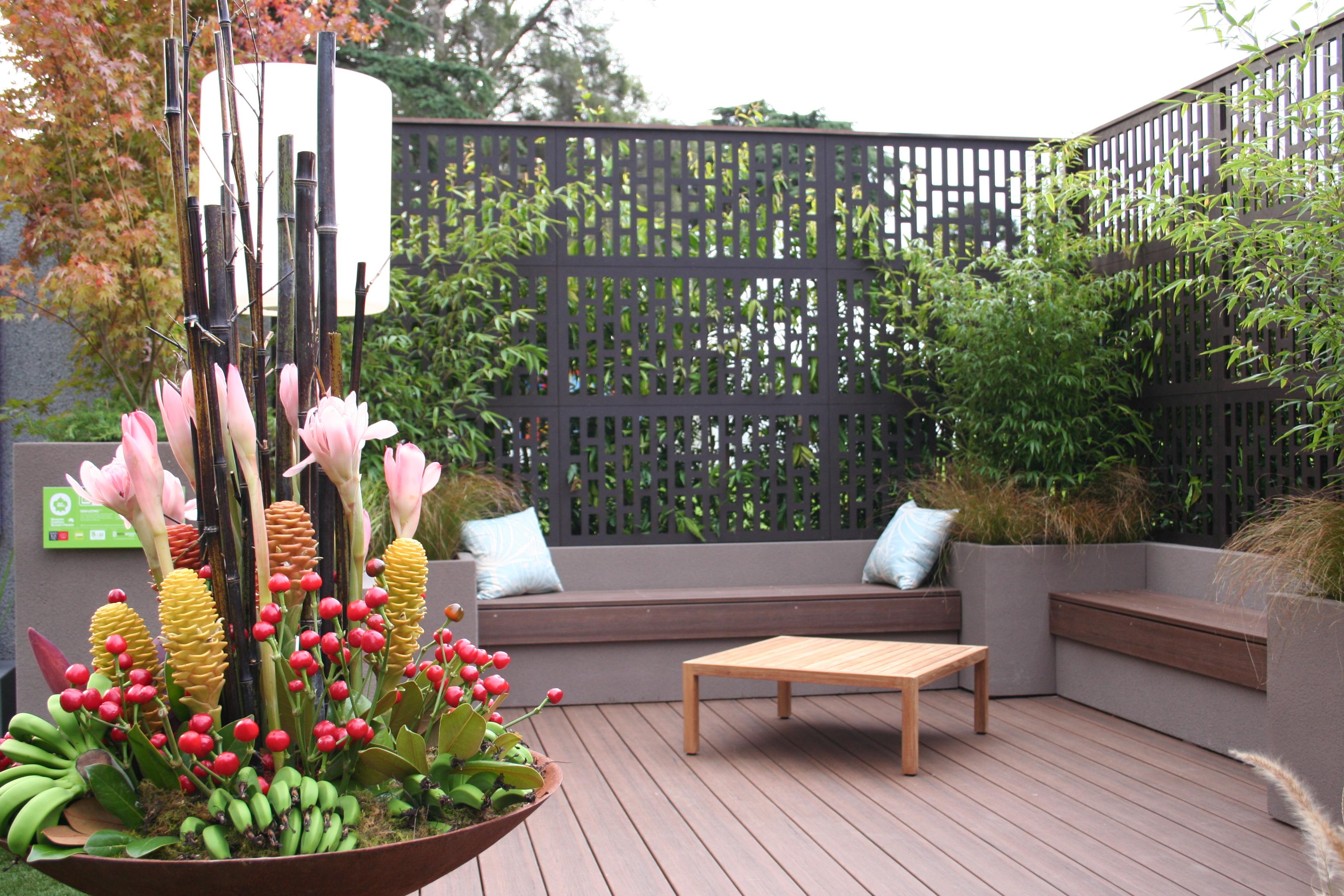 MAHJONG 60% - Outdeco Outdoor Decorative Screen Panels