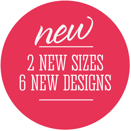 NEW SCREENS NEW SIZES NEW DESIGNS