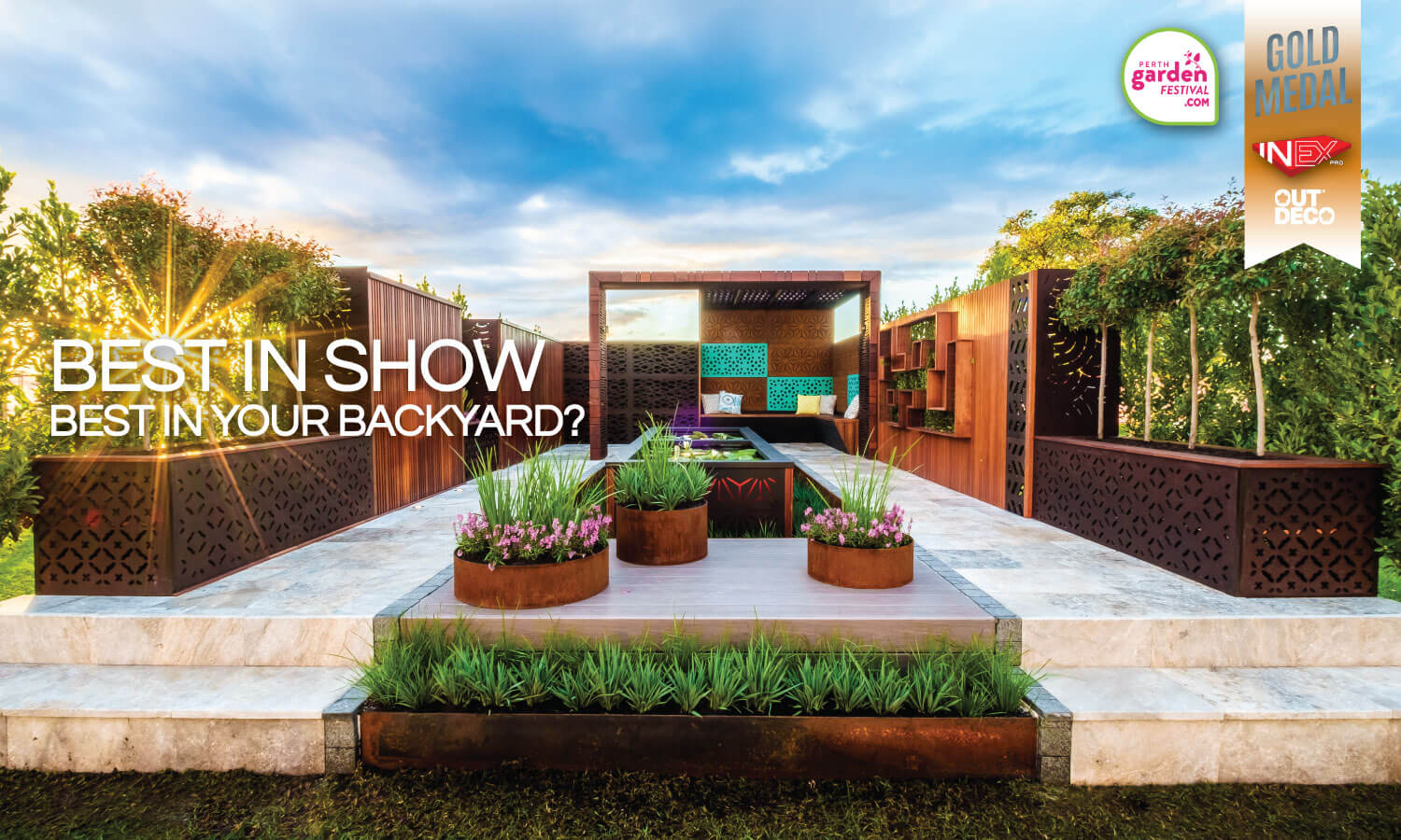 OUTDECO_Perth_Garden_Show_Outdoor_Architectural_Screens