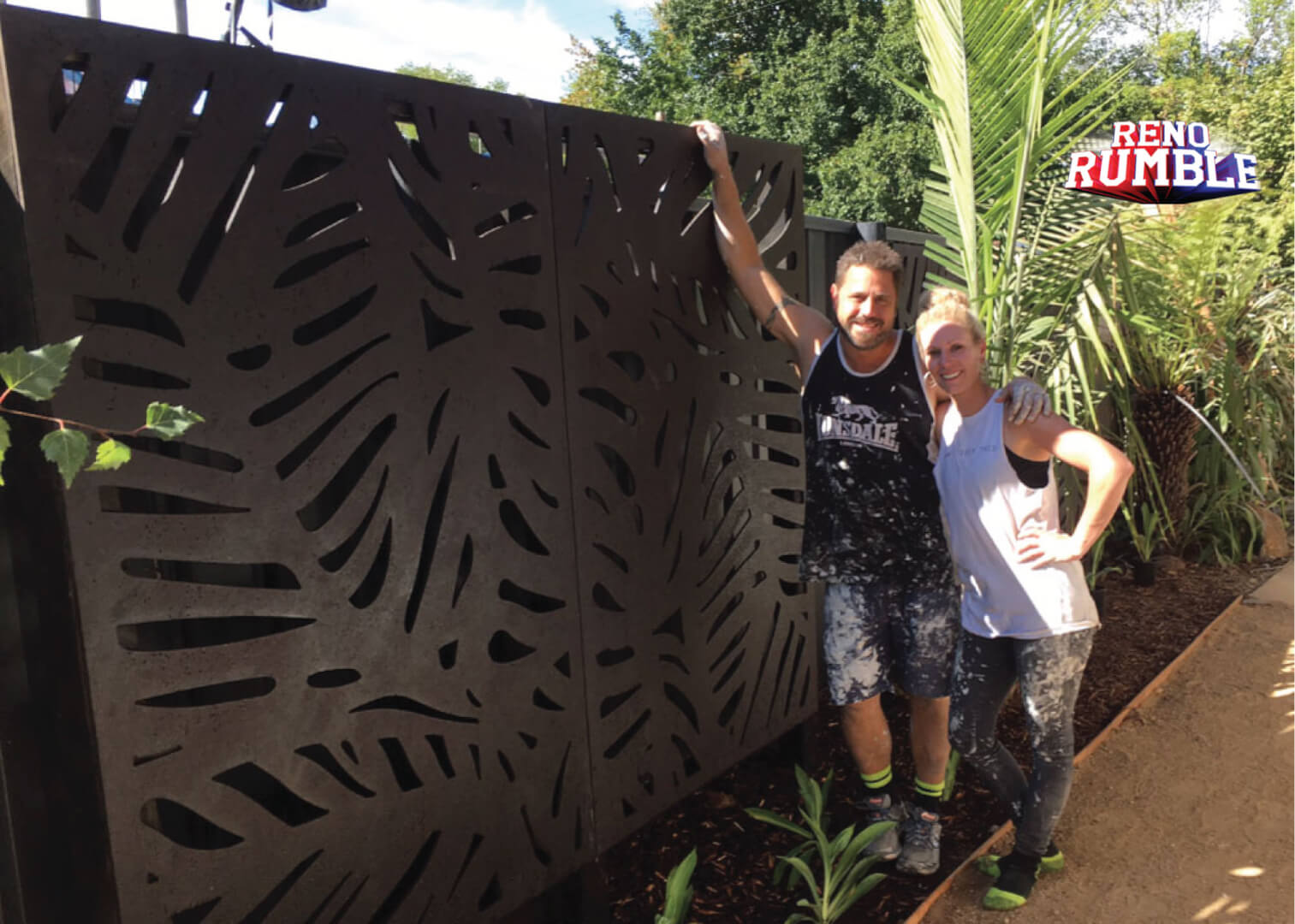 HOW TO - Outdeco Outdoor Decorative Screen Panels