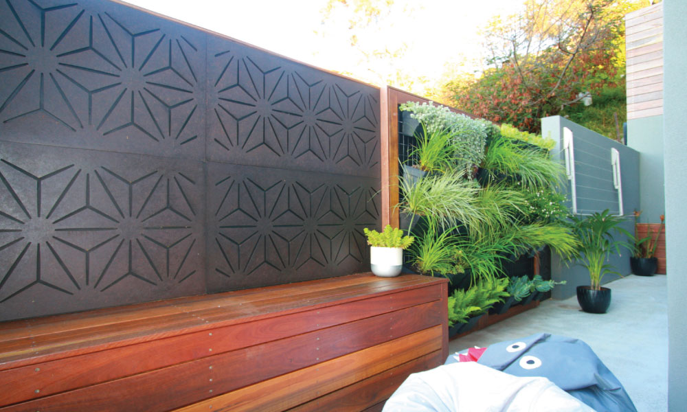 project gallery outdoor decorative privacy screens examples. Black Bedroom Furniture Sets. Home Design Ideas